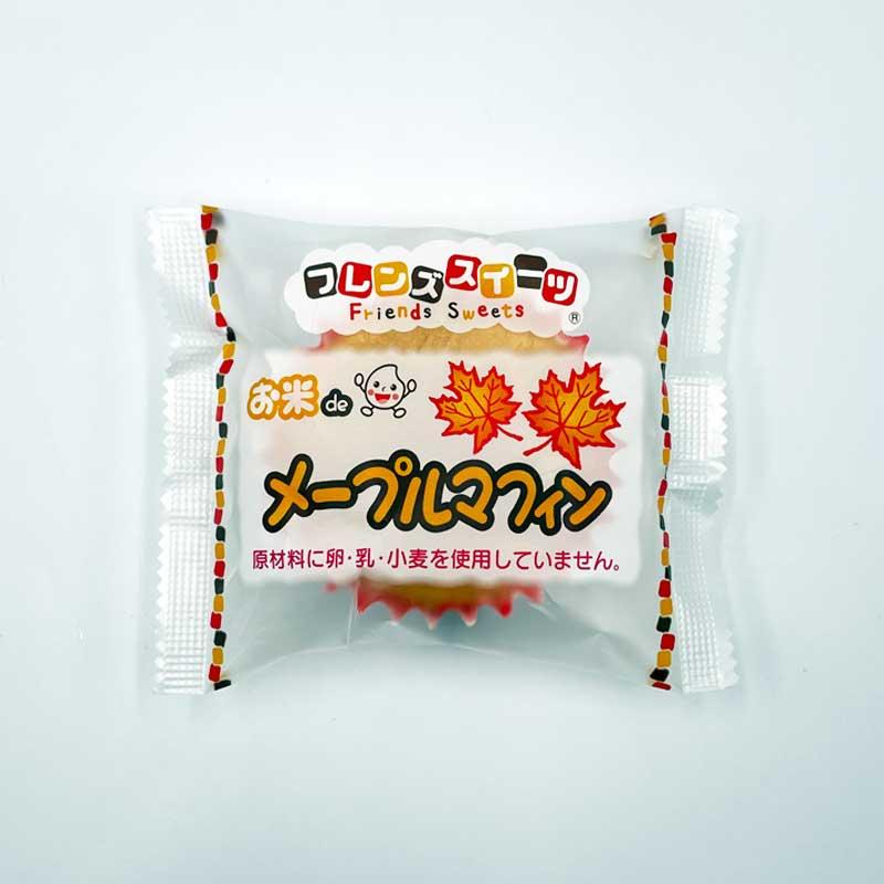 ベスト お米deメープルマフィン(25g×40)