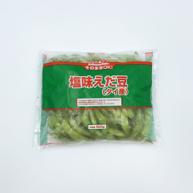 JFDA 塩味えだ豆(500g)