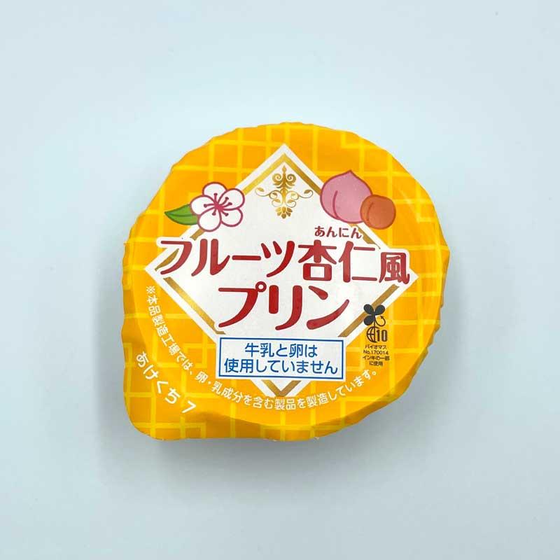 ニチレイ フルーツ杏仁プリン(Ca&Fe)(40g×40)