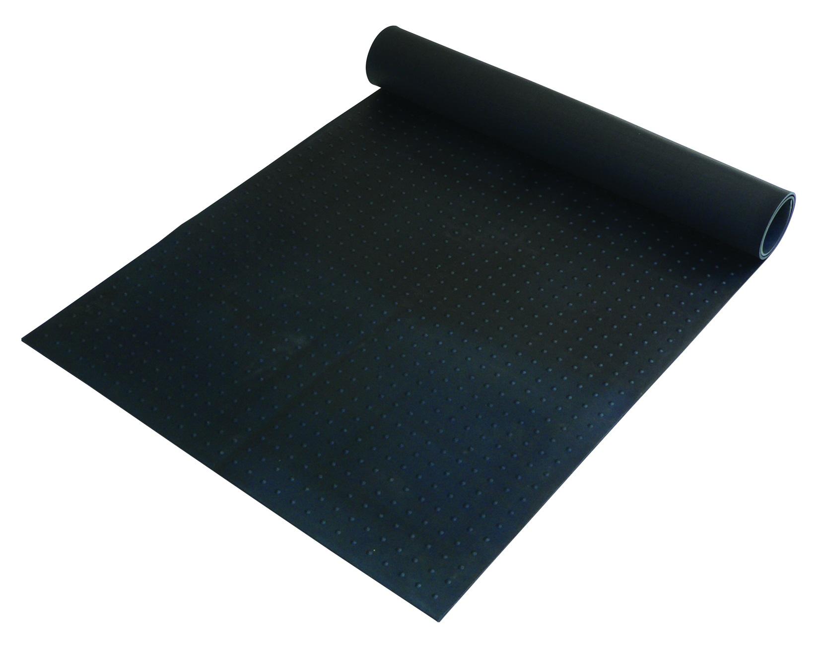 ブラックターフR 日東化工 厚さ10mm・15mm・20mm 3サイズ 歩行用・養生用ゴムマット