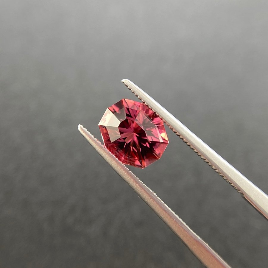 美しいローズピンク☆ トルマリン 1.518ctct