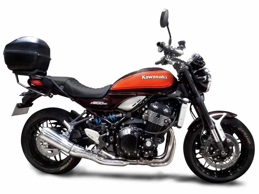 Z900RS/Z900RS CAFE('18-) トップケース用キャリア