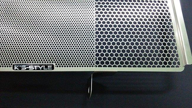 ZX-14R ('12-) / 1400GTR ('08-'16)  ラジエターコアガード