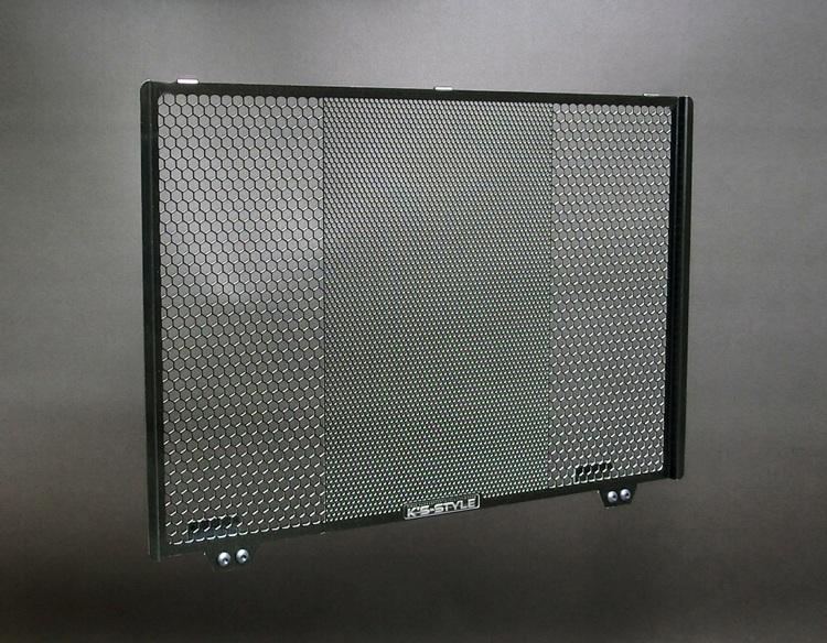 MT-09 / TRACER / XSR900  ラジエターコアガード  ブラック