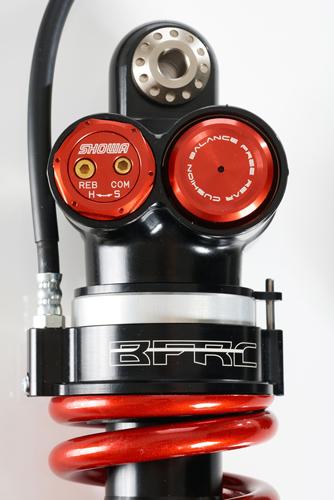 ZX-10R ('16-)  BFRC-lite リヤサスペンション 【取り寄せ商品】