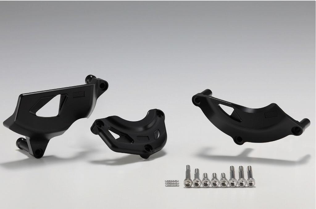 AELLA エンジンカバーガード3点セット-Z900RS/CAFE