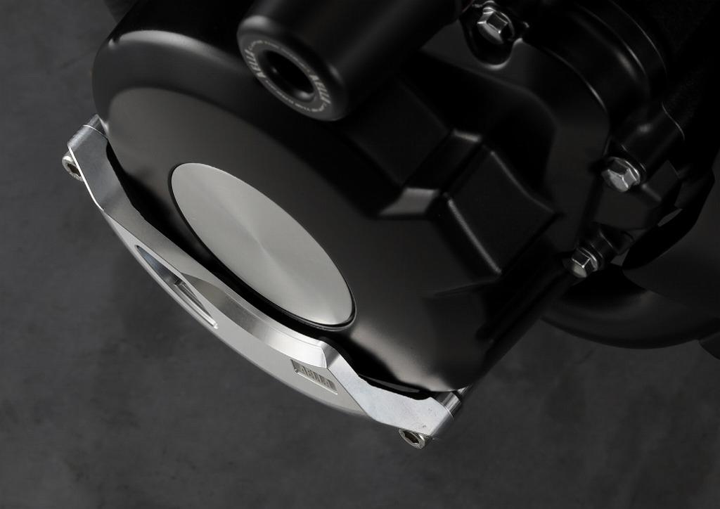 AELLA ジェネレータカバーガード -Z900RS/CAFE