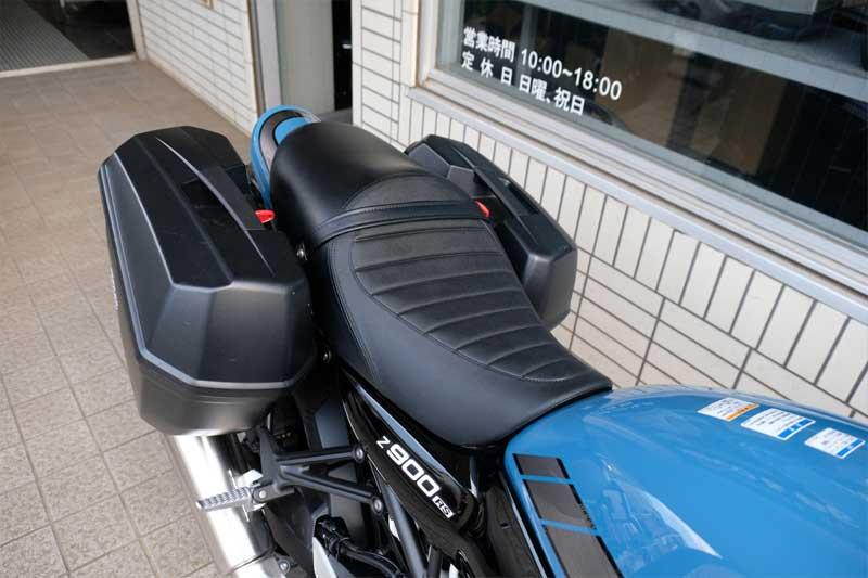 Z900RS/Z900RSCAFE('18-) サイドホルダー【受注生産品】