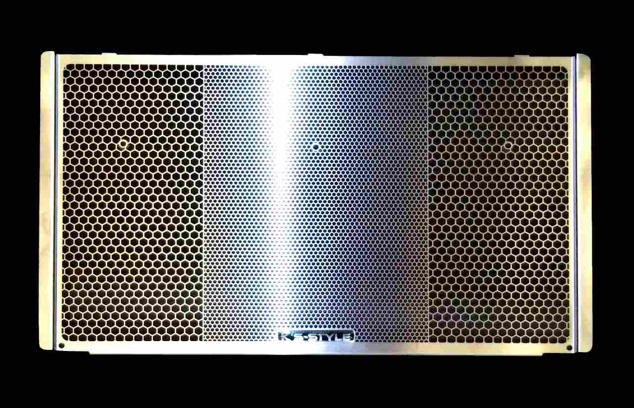 Z900RS/Z900RSCAFE('18-) ラジエターコアガード