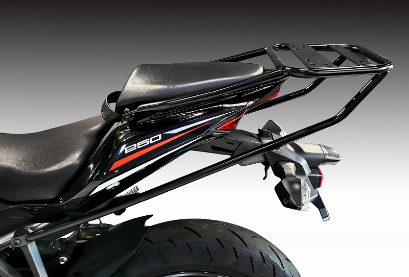ZX-25R トップケースブラケット(2021-)【受注生産品】