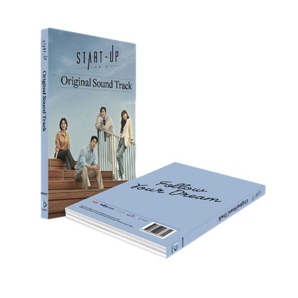【韓国版】スタートアップ: 夢の扉 O.S.T サントラ OST 韓国 Miss Aスジ ナム・ジュヒョク主演