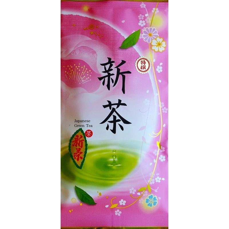 特選茶 4種ブレンドの緑茶満足感のある美味しいお茶