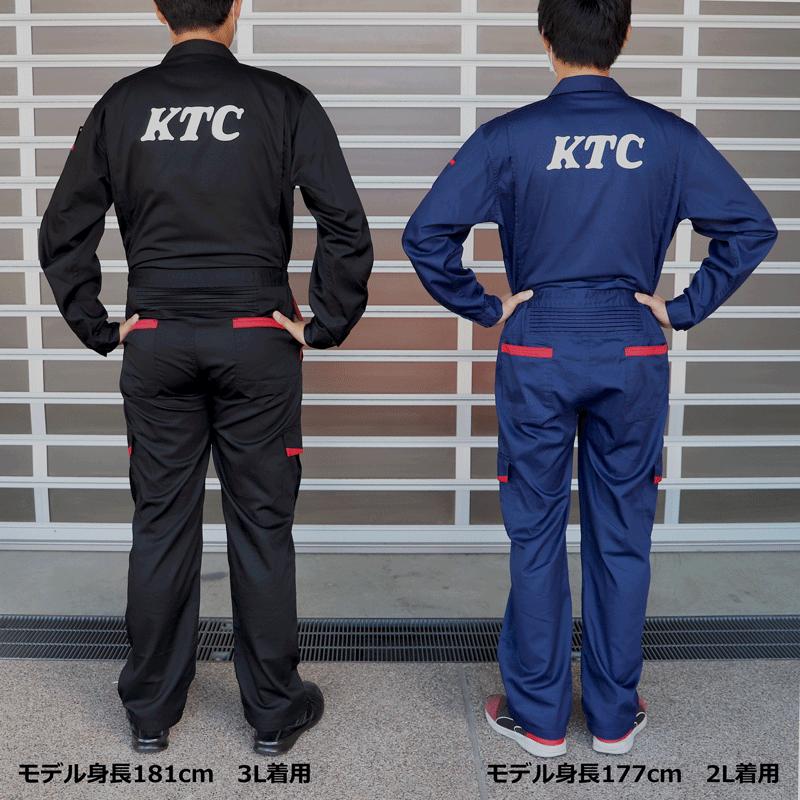 【新作】KTCつなぎ服