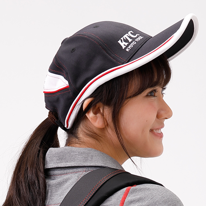 【KUSHITANI × KTC】スポーツキャップ