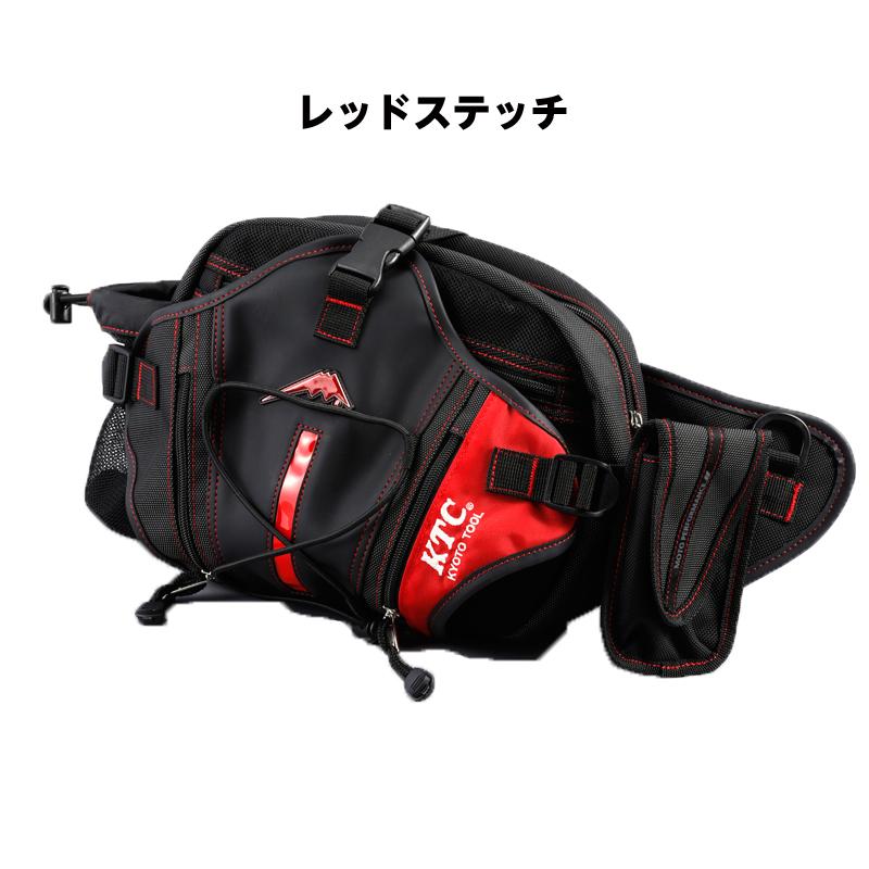 【KUSHITANI × KTC】ヒップバッグ