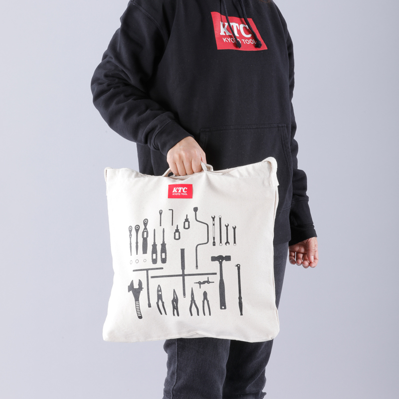 KTC2WAYバッグ(工具シルエット)