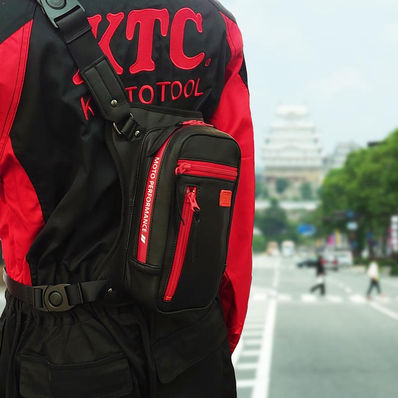 【KUSHITANI × KTC】2ウェイレッグバッグ