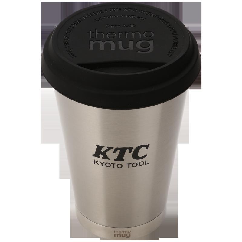 【thermo mug】KTCロゴタンブラー