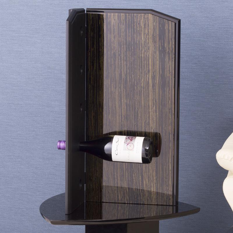 ワインラック 鏡面塗装 5本用 H620×W300×D230