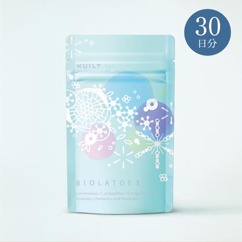 BIOLATOE 2 (乳酸菌) 30日分