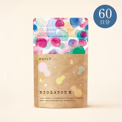 BIOLATOE 3 (乳酸菌) 60日分