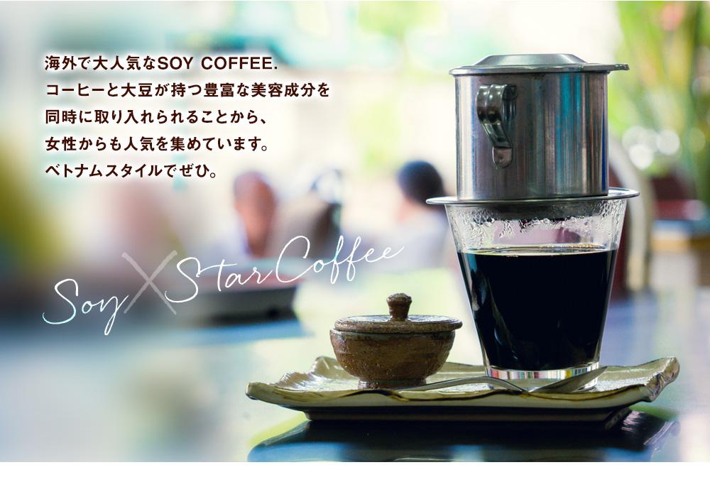 STAR SOY COCONUT 粉 3袋セット【30%OFF】【VIETNAM STAR COFFEE】