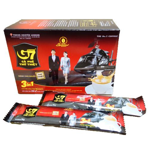 G7 3in1 チュングエンコーヒー(インスタント 16g×18袋 )