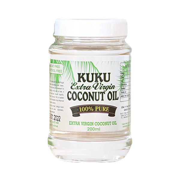 ココナッツオイル(200ml)【30%OFF】