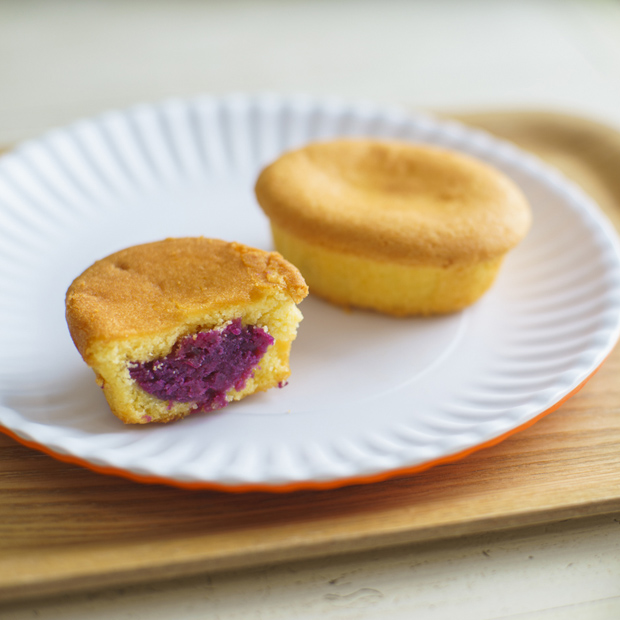琉球 パインアップル×紅芋パイン 2種詰合せ(6個入)
