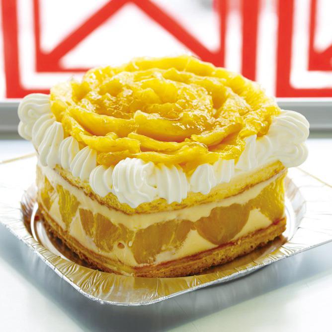 石垣パインのパインケーキ