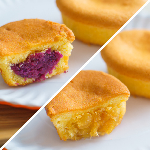 ブライダルギフトセット パインアップル×紅芋パイン