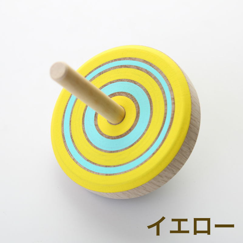 (団体用)手回しこま【3歳〜4歳】【日本製】