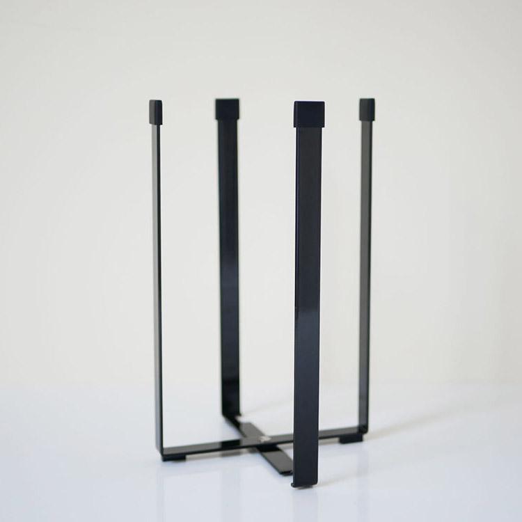 【tower】ポリ袋エコホルダー タワー L ブラック