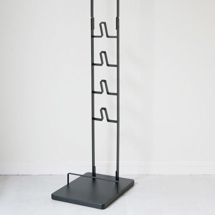 コードレスクリーナースタンド タワー ブラック