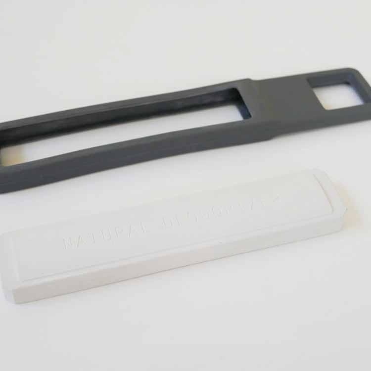 脱臭・調湿できる珪藻土スティック2P グレー