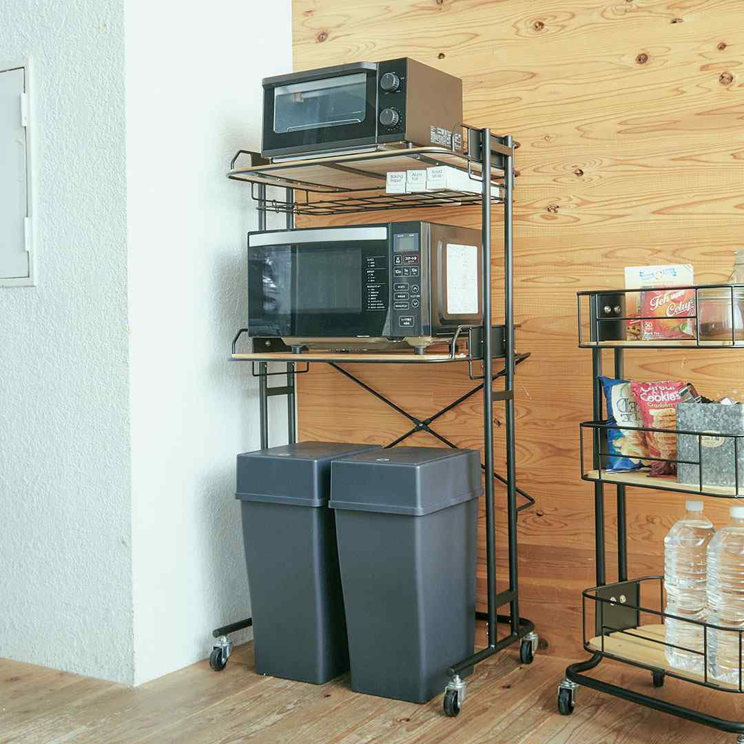 BCKR-620(WH) BY CAGE KITCHEN RACK