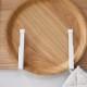 マグネットキッチントレーホルダー タワー 2個組 ホワイト
