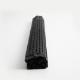 折り畳み水切り タワー シリコーントレー付き (L)/ブラック