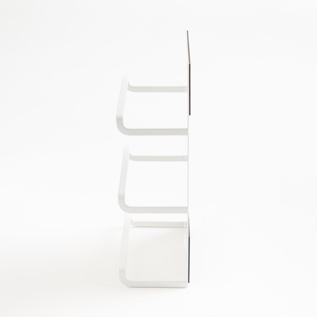 【tower】マグネットラップホルダー 3段 タワー ホワイト
