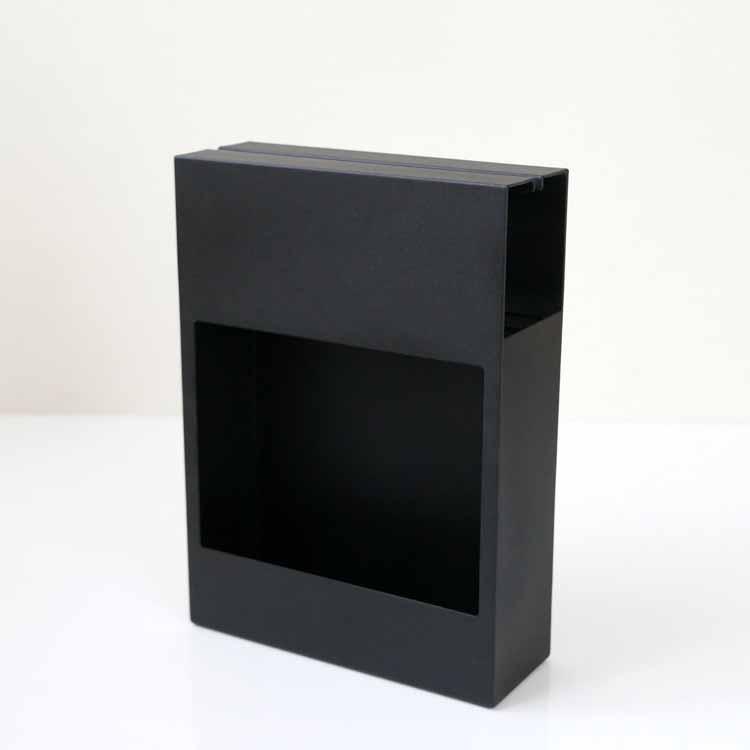 カーペットクリーナースタンド タワー/ブラック