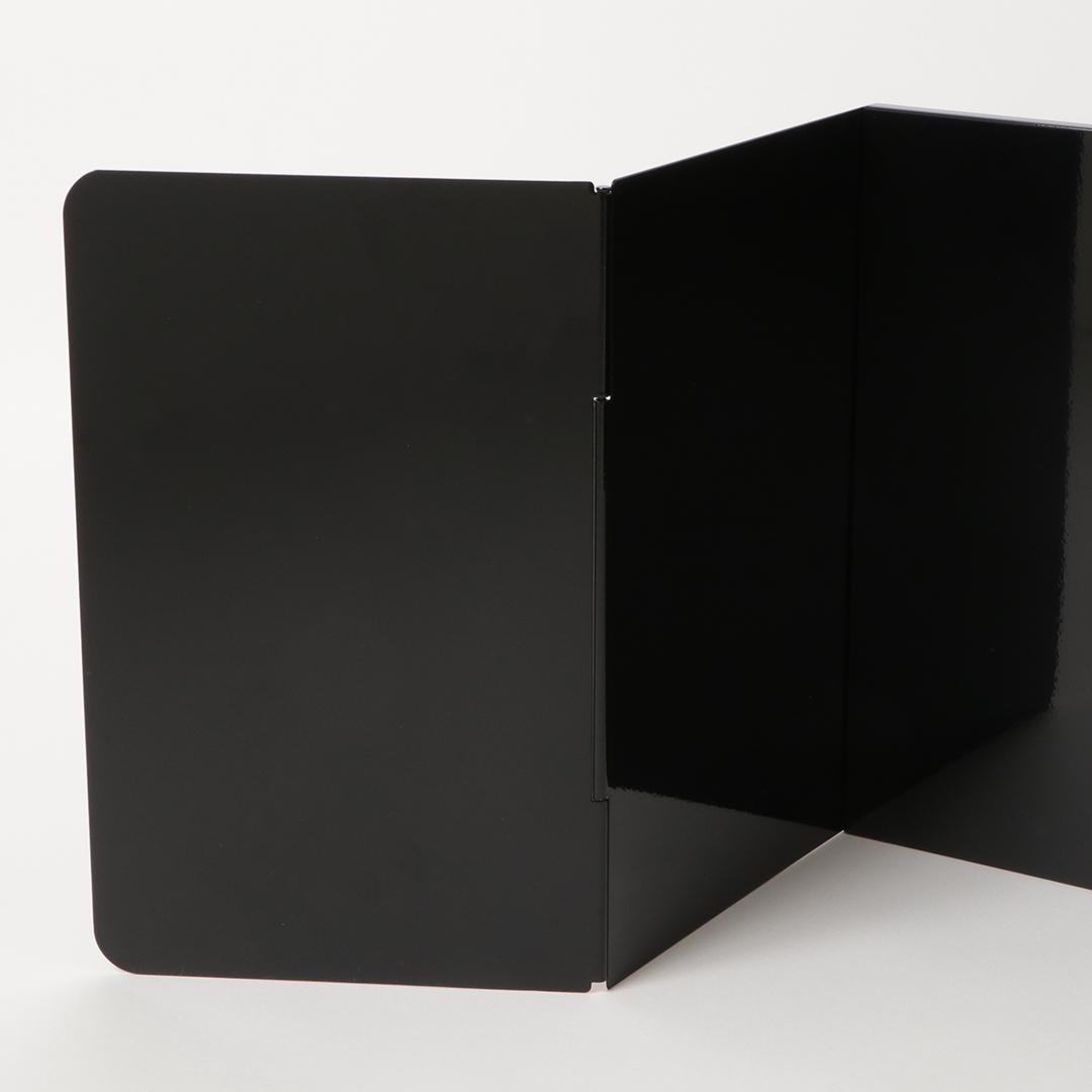伸縮レンジガード タワー ブラック