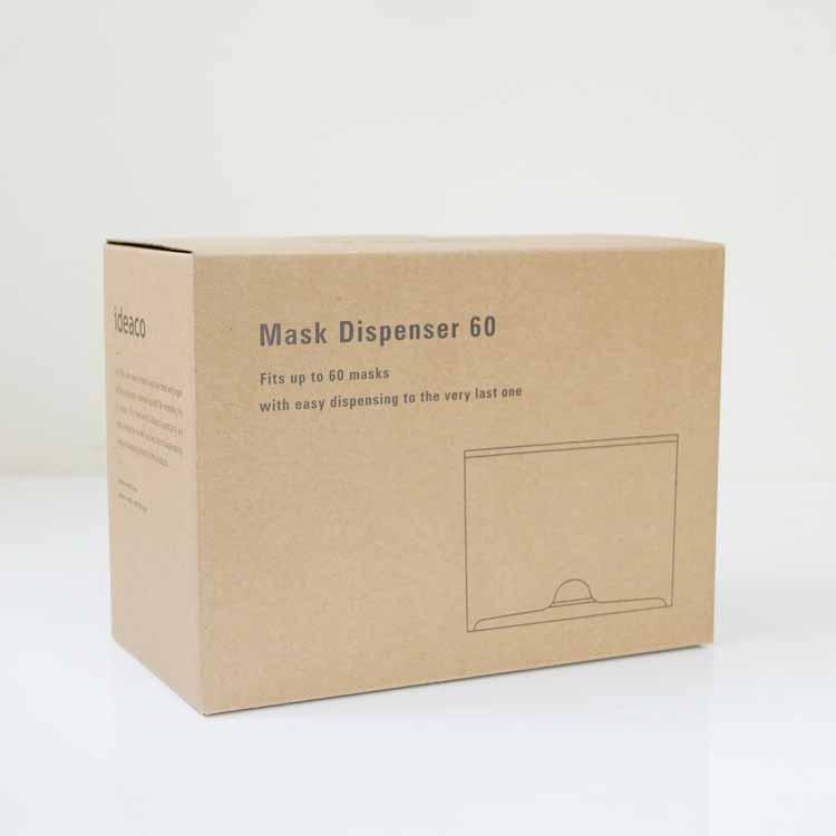 マスクディスペンサー60 サンドホワイト