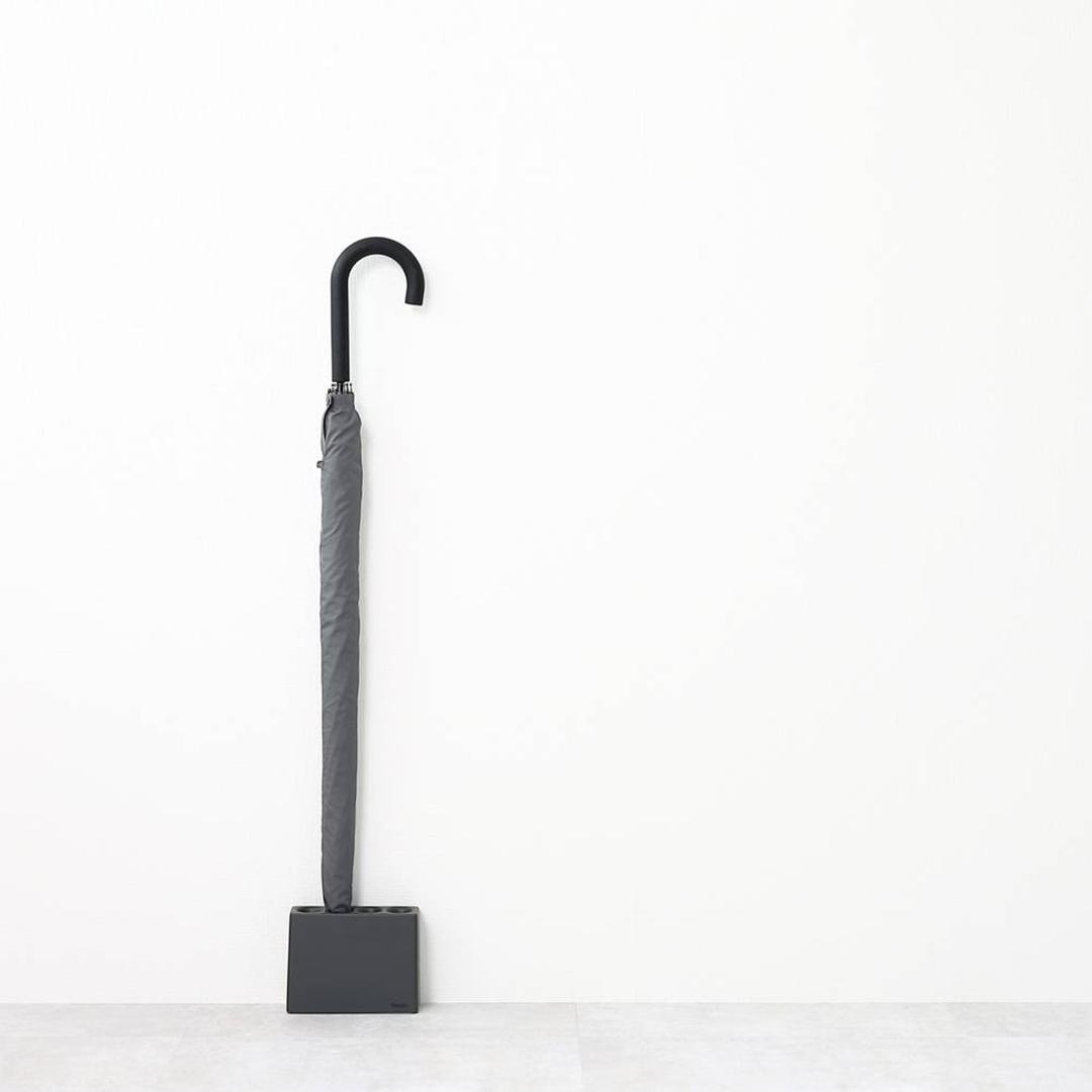 【slim2】アンブレラスタンド チャコール