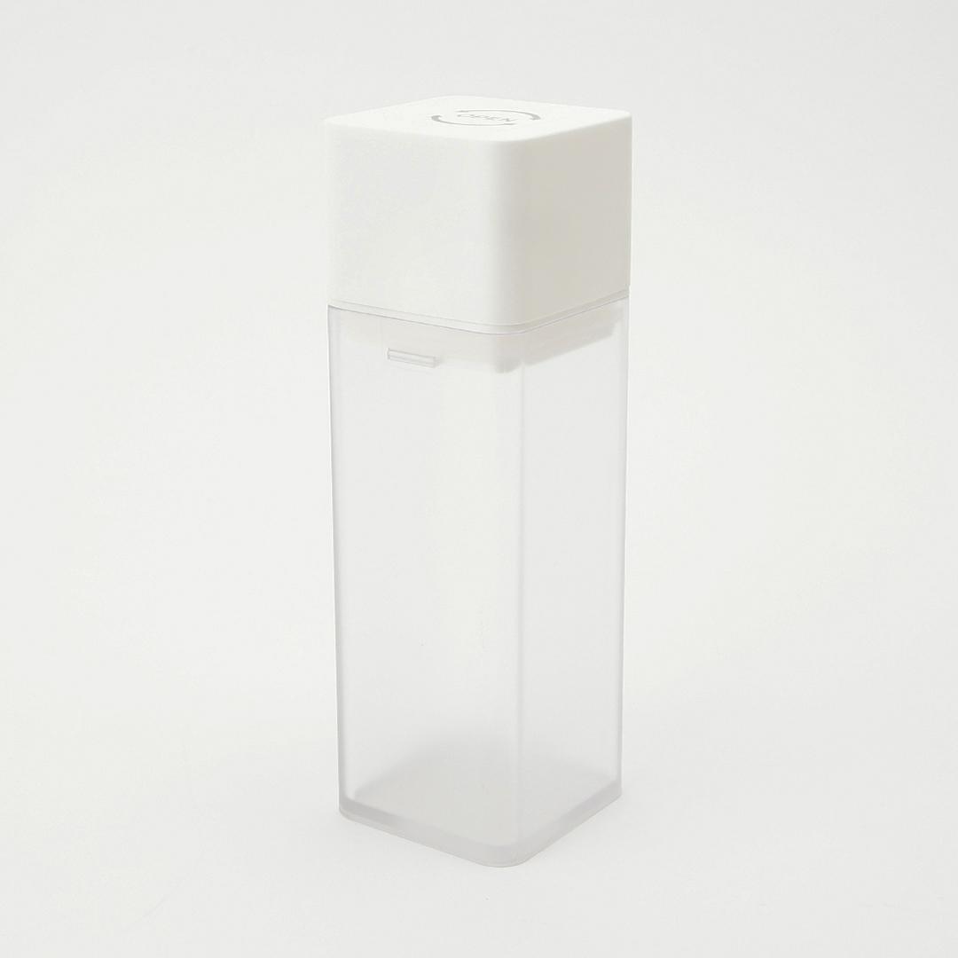 【tower】詰め替え用調味料ボトル タワー ホワイト