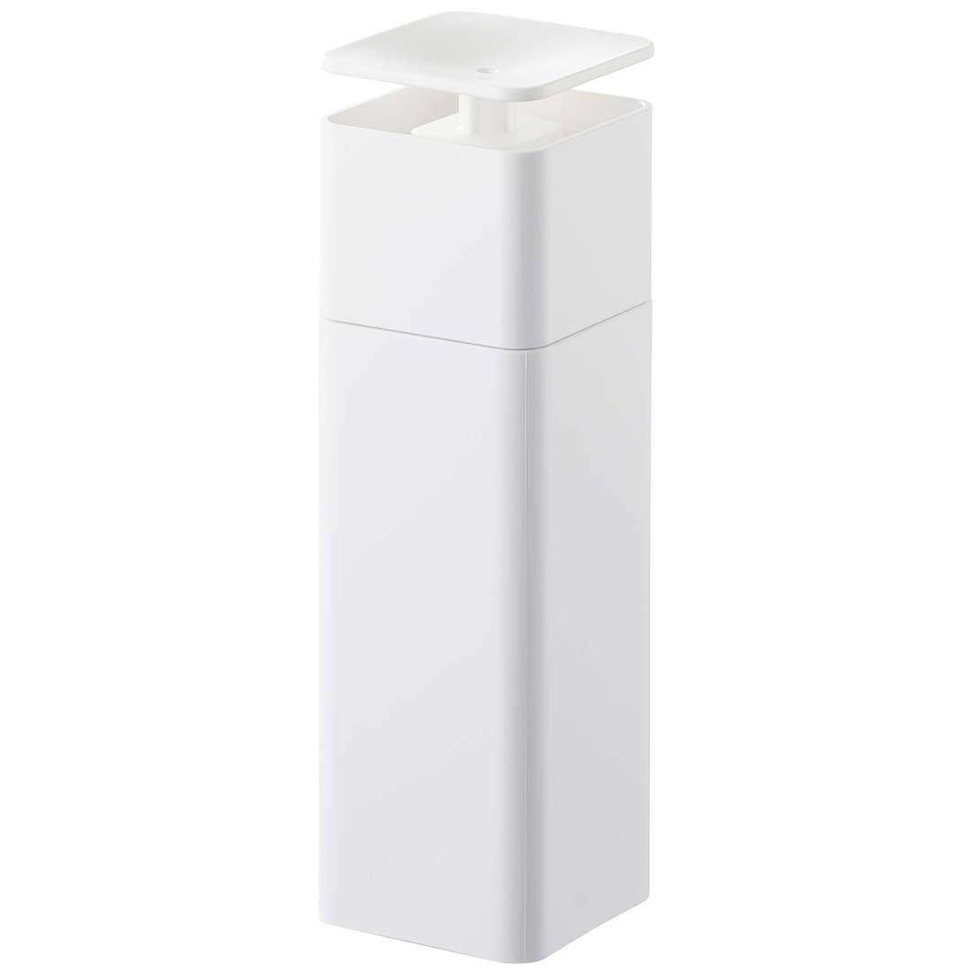 片手で出せるディスペンサー タワー ホワイト
