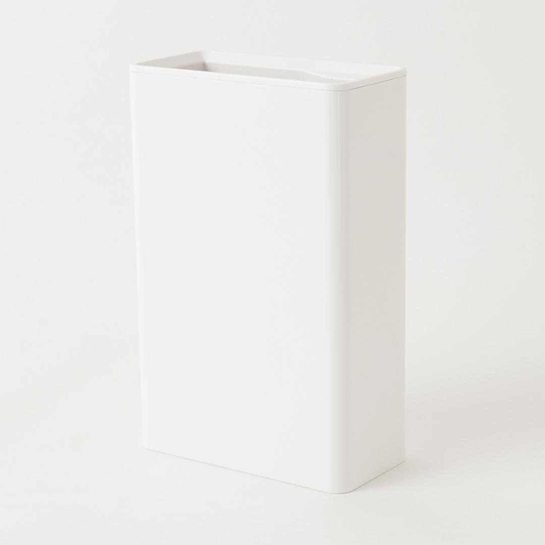 流せるトイレブラシスタンド タワー ホワイト