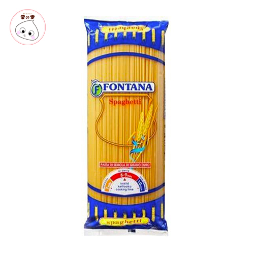 ギリシャ産スパゲッティ FONTANA フォンタナ 1kg 1.7mm