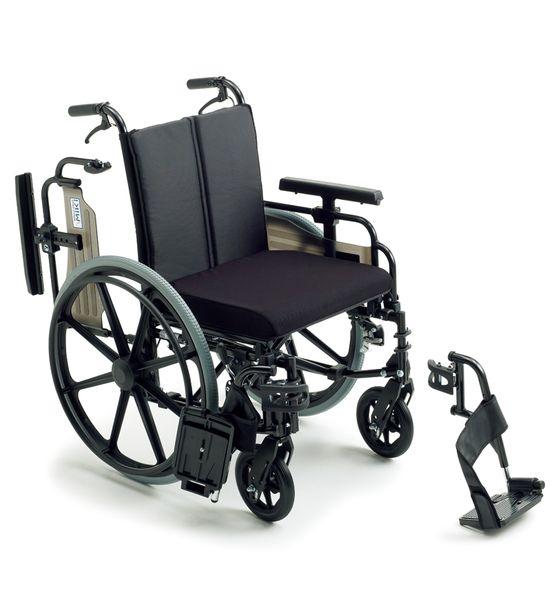 高床型 自走用ビッグサイズ多機能 車いす KJP-4
