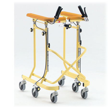 室内用六輪歩行車(抵抗器付)『ホップステップ SM-40』