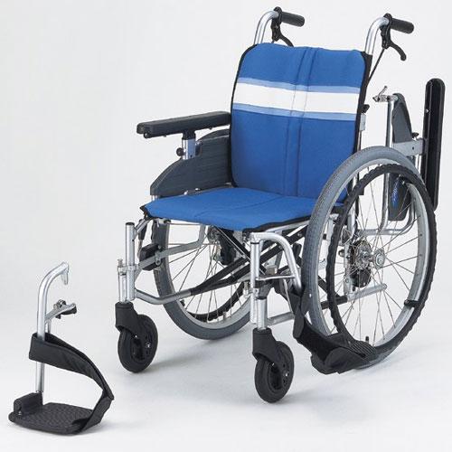 多機能 自走用車いす NA-3DX_自走タイプ